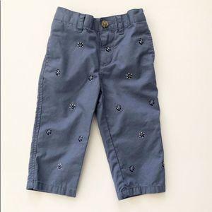 RALPH LAUREN Baby Nautical Pants 12M